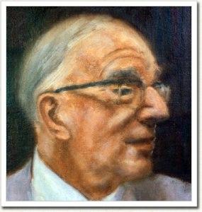 Eric Voegelin Portrait